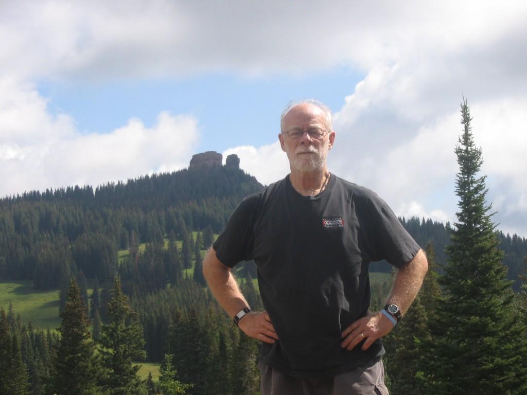 Award-Winning Writer/Filmmaker - Donald L. Vasicek - Rabbit Ears Pass East of Steamboat Springs, Colorado