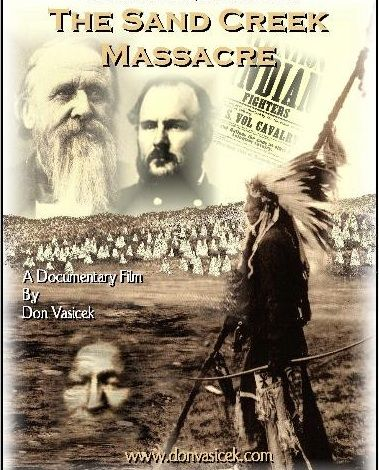 """The Sand Creek Massacre"" Movie Poster"
