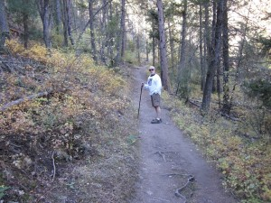 Award-Winning Writer/Filmmaker Donald L. Vasicek - Colorado Forest