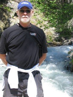 Award-Winning Writer Donald L. Vasicek - Jenny's Lake - Grand Teton Park