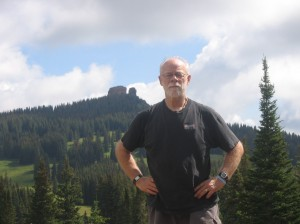 Award-Winning Writer/Filmmaker Donald L. Vasicek on Rabbit Ears Pass in Colorado
